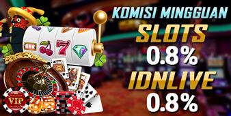 Komisi Mingguan Slot Games